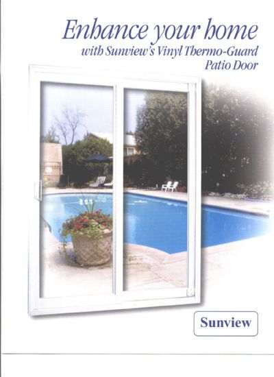 Sunview Patio Doors Toronto
