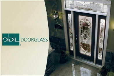 ODL Door Glass