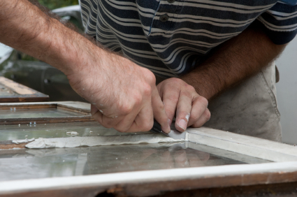 Window Glazing  and refinishing Toronto